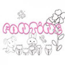 Fantine, coloriages Fantine