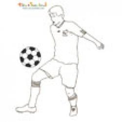 Si votre enfant aime le sport et notamment le football, c'est l'occasion de lui proposer des tas d'activités pour le stimuler. Retrouvez notre dossier spécial sur le football et imprimez vos coloriages, mots cachés et autres jeux de labyrinthes. De quoi e