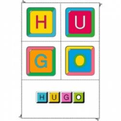 Jouer avec les prénoms comme Hugo