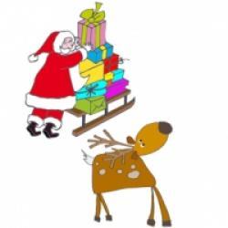 Image du Père Noël