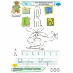 Imagier des minuscules et écriture