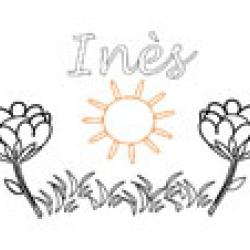 Ines, coloriages Ines