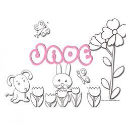 Prénoms de fille avec la lettre J