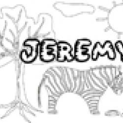 Activités sur le prénom Jeremy