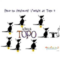 Jeux sur le piano de Topo