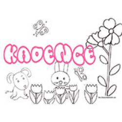 Kadence, coloriages Kadence
