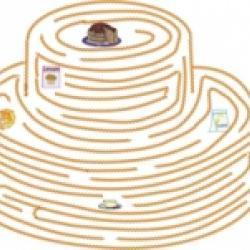 Labyrinthe nutrition et aliments
