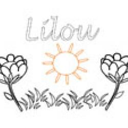 Lilou, coloriages Lilou