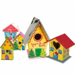 Petites maisons de Noël