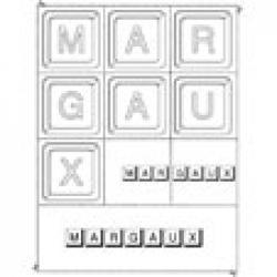 Margaux, coloriages Margaux