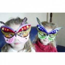 Masques de papillon pour enfant
