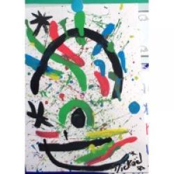 Peindre un tableau comme Miro