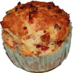 Muffin basquaise