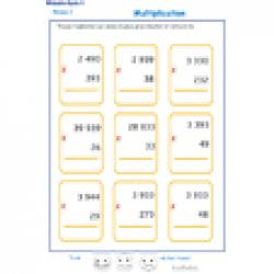 Exemples multiplications cm2