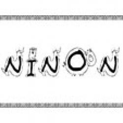 Ninon, coloriages Ninon