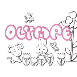 """Les prénoms de fille avec la lettre """"O"""""""