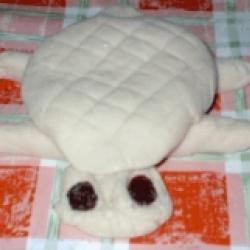 Modelage en pâte à pain