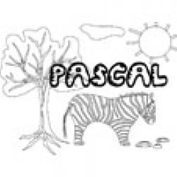 Pascal, coloriages Pascal