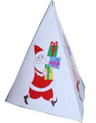 Paper toys Noël faciles pour les enfants