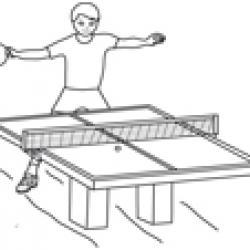 Si votre enfant aime le sport et notamment le Tennis de table c'est l'occasion de lui proposer des tas d'activités pour le stimuler. Retrouvez notre dossier spécial sur le Tennis de table et imprimez vos coloriages, mots cachés et autres jeux de labyrinth