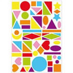 planche de formes géométriques
