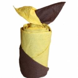 Pliage de serviette « Petite chandelle »