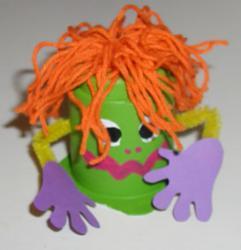 Fabriquer des petits monstres d'halloween