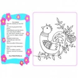 Texte de poésie de fête des mères