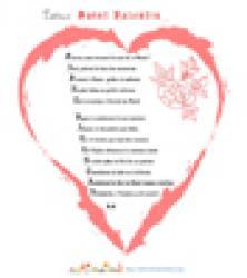 Poesie : Saint Valentin