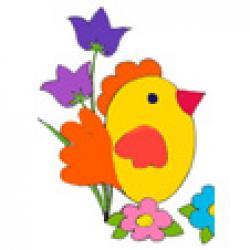 Image de Pâques : poussin -image 27