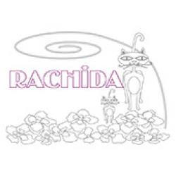 Rachida, coloriages Rachida