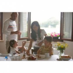 Associer les enfants à la préparation des repas