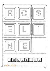 roseline keystone