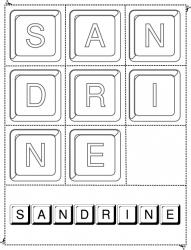sandrine keystone