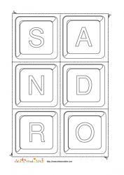 sandro keystone