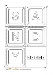 sandy keystone