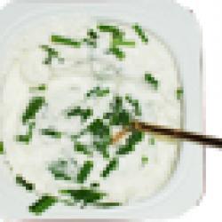 Sauce vinaigrette au yaourt