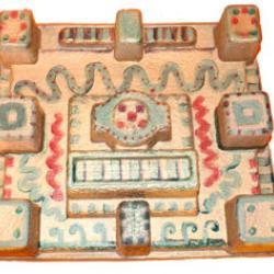 Sculpture maya