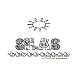 Silas, coloriages Silas