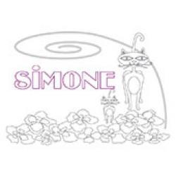 Simone, coloriages Simone