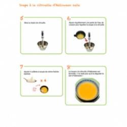 Imprimer la recette de la soupe à la citrouille d'Halloween 2