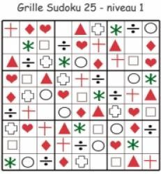 Toutes les grilles de sudoku niveau 1 imprimer pour les enfants de dernière année de maternelle ou de CP. Ces sudoku sont basé sur l'observation et la logique. Les enfants doivent simplement trouver le légume ou la forme manquant dans chaque groupe de 9 f