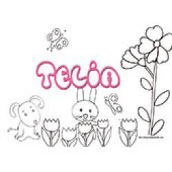 Telia, coloriages Telia