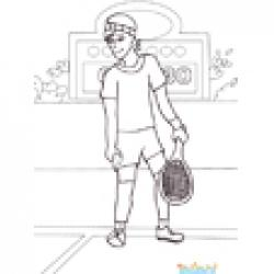 Si votre enfant aime le sport et notamment le Tennis, c'est l'occasion de lui proposer des tas d'activités pour le stimuler. Retrouvez notre dossier spécial sur le Tennis et imprimez vos coloriages, mots cachés et autres jeux de labyrinthes. De quoi enric