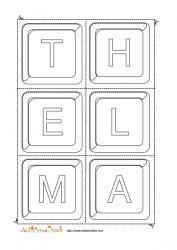 thelma keystone