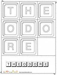 theodore keystone
