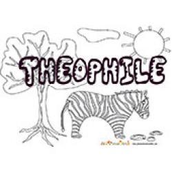 Theophile, coloriages Theophile, coloriages Theophile