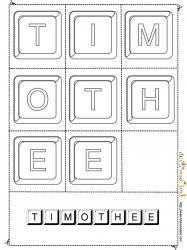timothee keystone