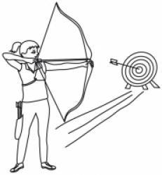 Si votre enfant aime le sport et notamment le Tir à l'Arc, c'est l'occasion de lui proposer des tas d'activités pour le stimuler. Retrouvez notre dossier spécial sur le Tir à l'Arc et imprimez vos coloriages, mots cachés et autres jeux de labyrinthes. De