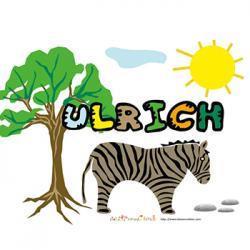 image prénom Ulrich